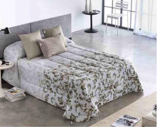 Edredon Conforter Barbadella Darlin Verde
