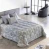 Edredon Conforter Barbadella Omara Verde