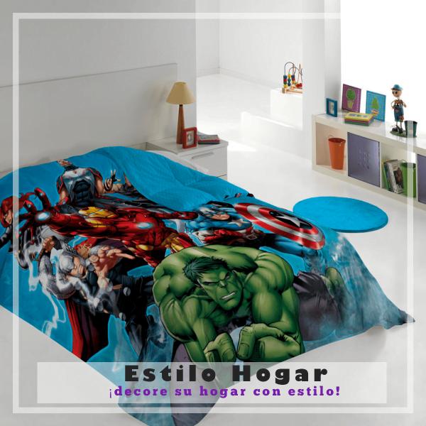 Relleno Nórdico Avengers