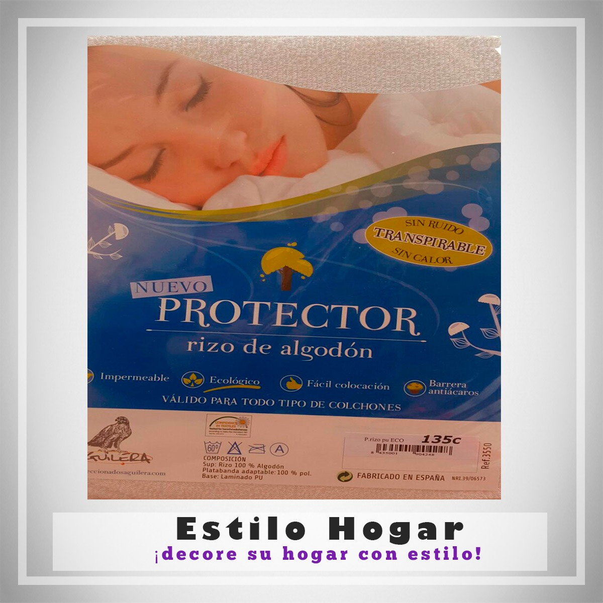 Protector Rizo Yellow
