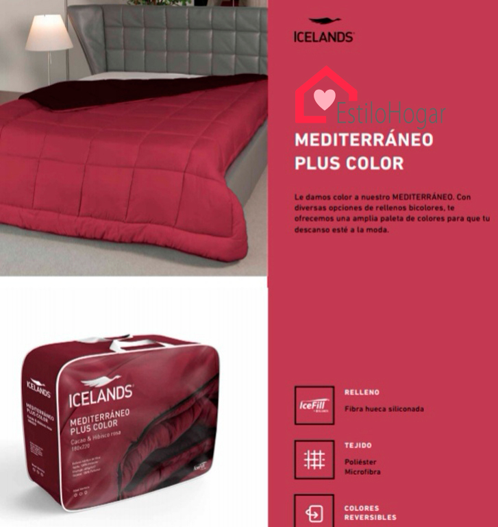 MEDITERRÁNEO PLUS COLOR