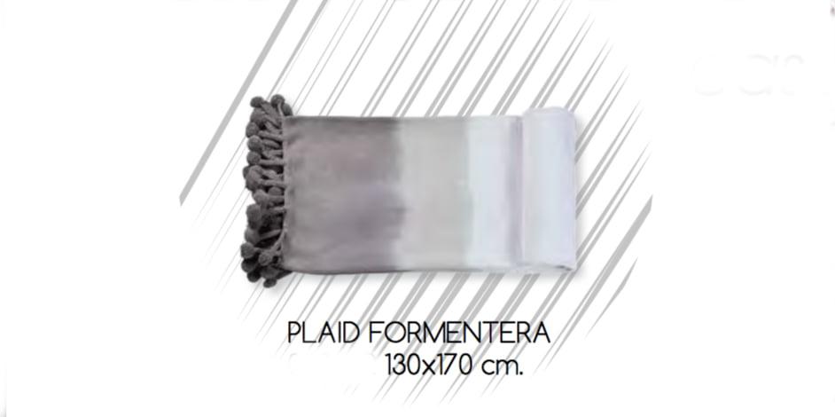Manta Plaid Formentera