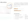 Almohada Microfibra Comotex