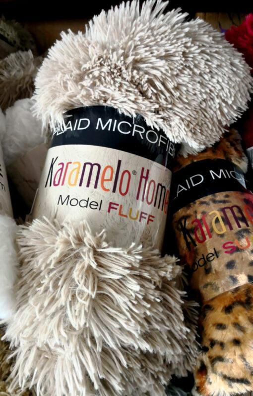 Manta model Fluff beige