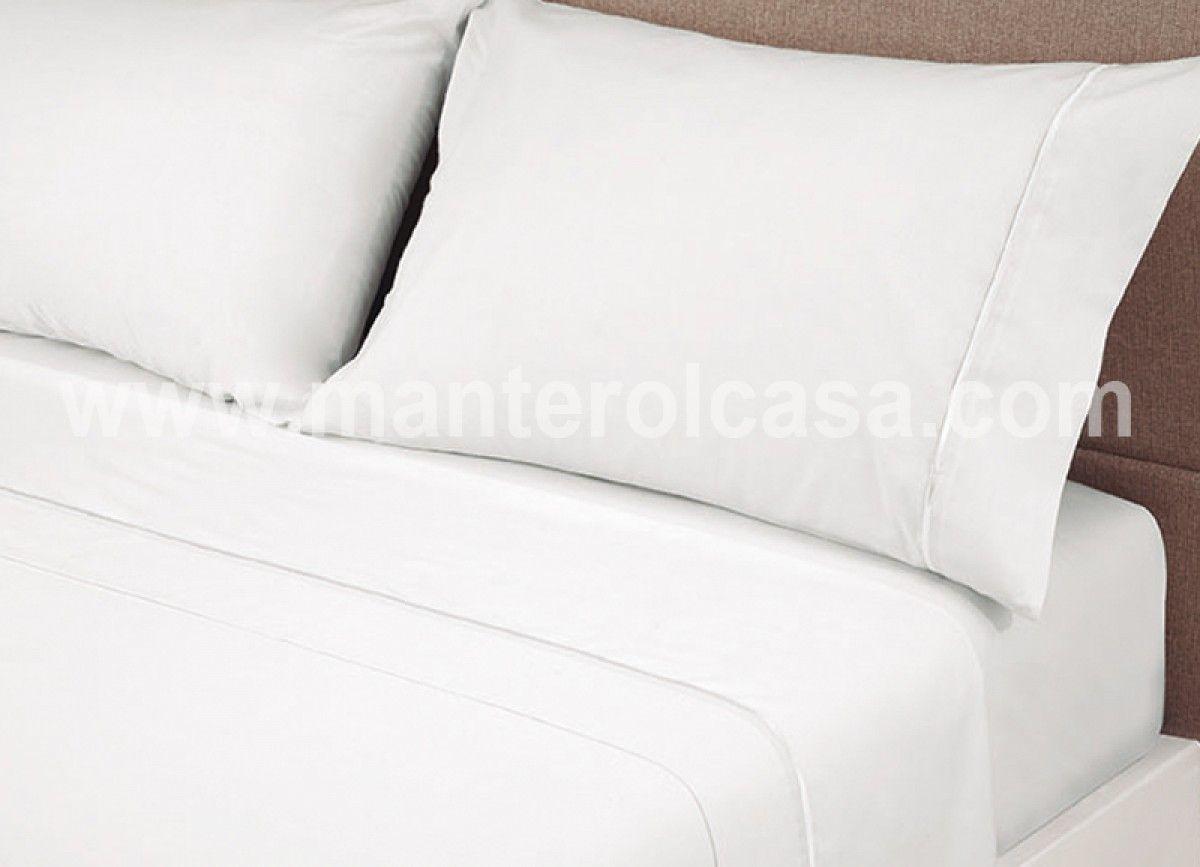 Juego Sábanas Manterol WHITE