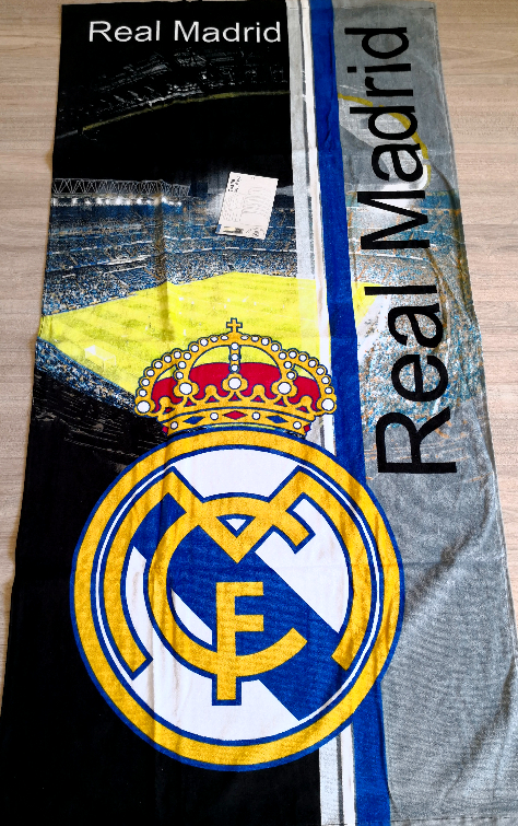 Toalla de Playa REAL MADRID