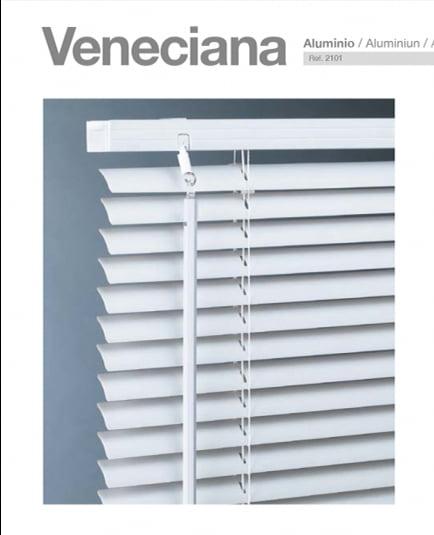 Estor Aluminio Veneciana Blindecor