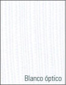 Colcha Cubrecama Rustico Liso Blanco Óptico