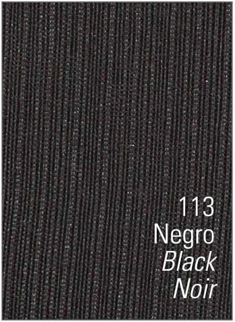 Colcha Cubrecama Rustico Liso Negro