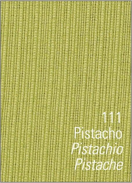 Colcha Cubrecama Rustico Liso Pistacho
