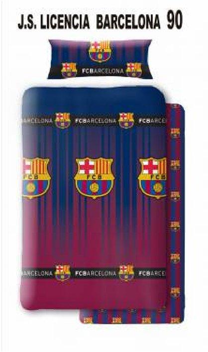Juego Sábanas Licencia Barcelona