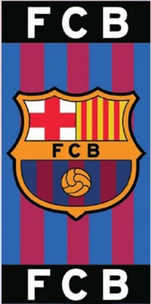 Toalla de Playa FC BARCELONA Bar1