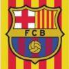 Toalla de Playa FC BARCELONA Bar136
