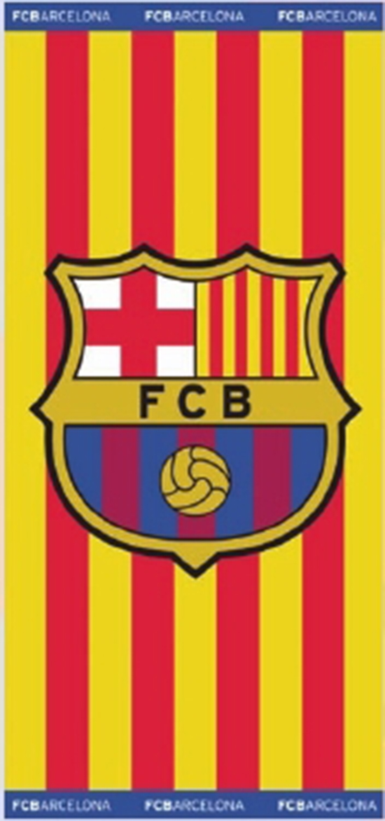 Toalla de Playa FC BARCELONA Bar136