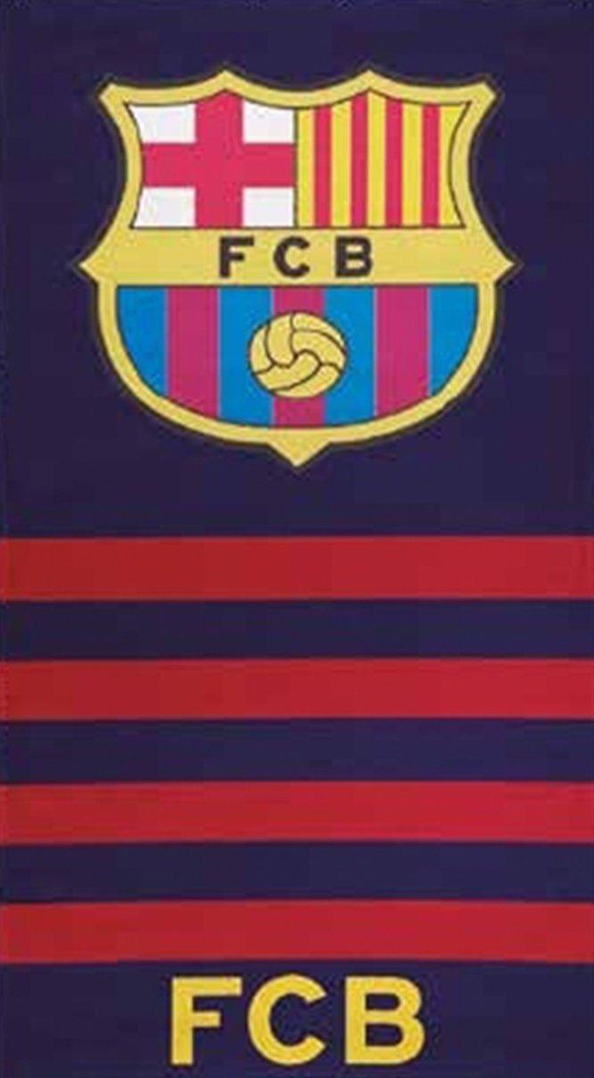 Toalla de Playa FC BARCELONA Bar179