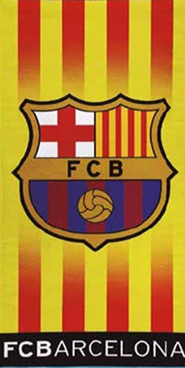 Toalla de Playa FC BARCELONA Bar192