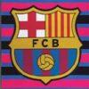 Toalla de Playa FC BARCELONA Bar210