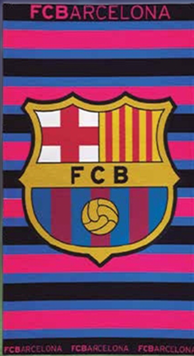 Toalla de Playa FC BARCELONA Bar210