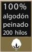 Juego Sabanas  Perlado 200 Hilos
