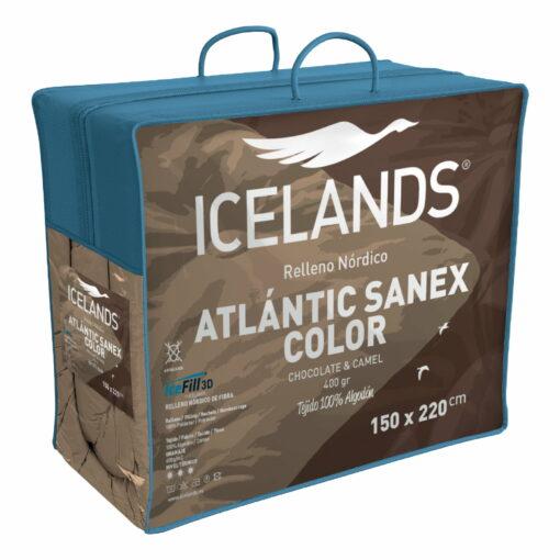 Relleno Nórdico Atlantic Sanex Chocolate - Camel