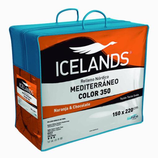 Relleno Nórdico Mediterraneo Naranja-Chocolate