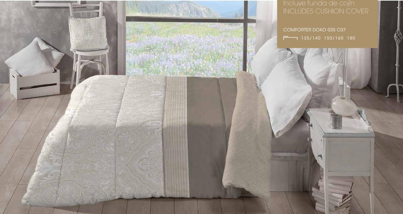 Edredon Conforter Doko C-07