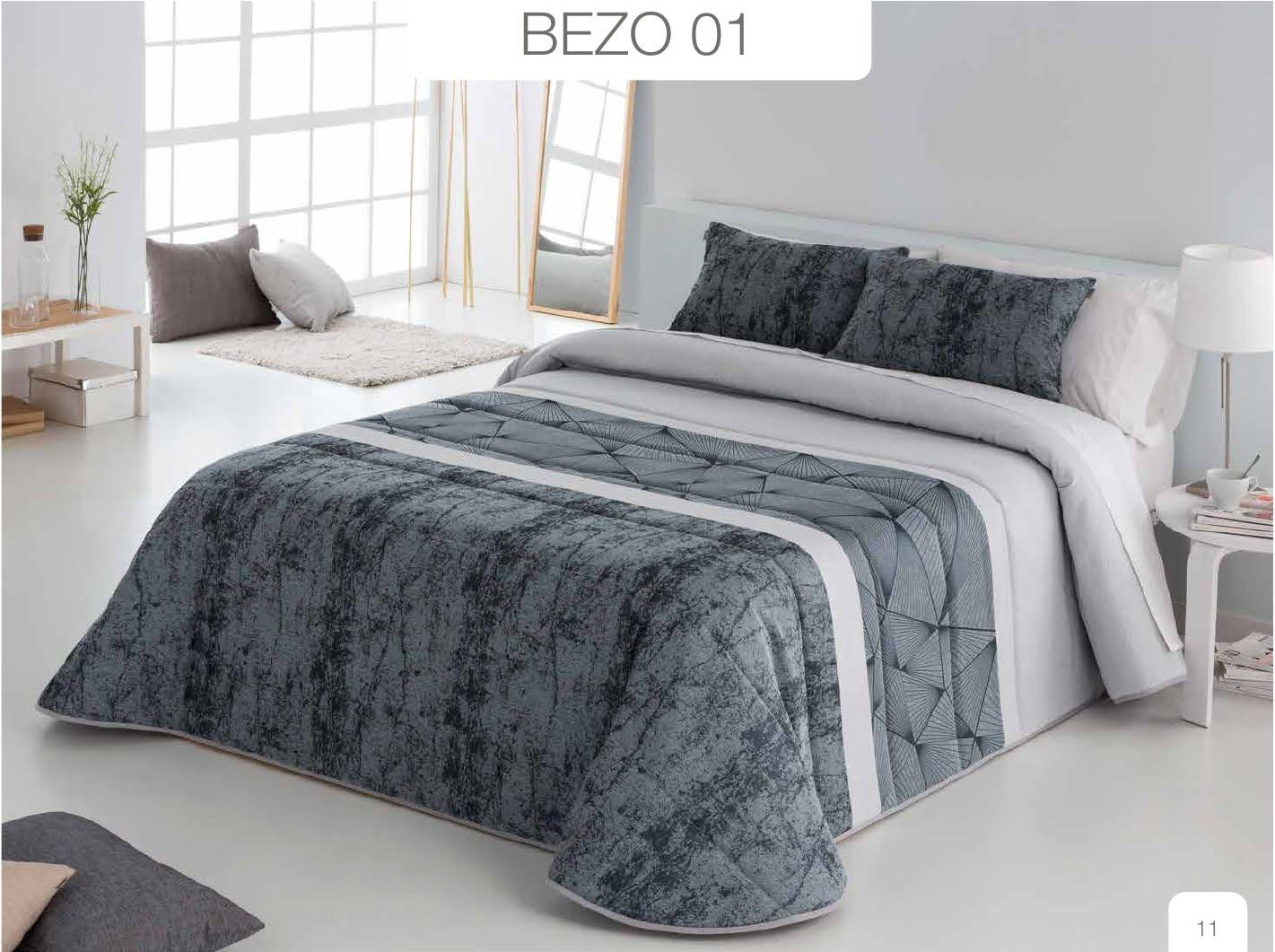 Conforter Bouti Jacquard Bezo Azul