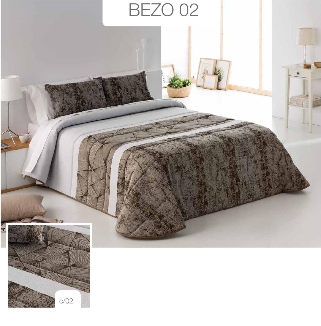 Conforter Bouti Jacquard Bezo Marrón