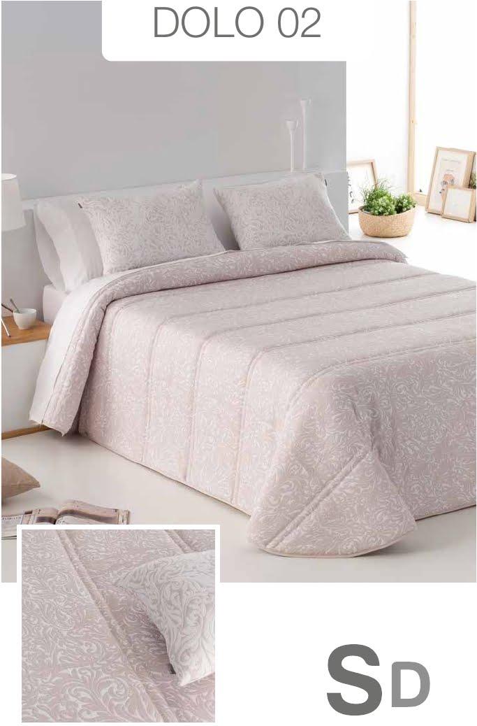 Conforter Bouti Jacquard Dolo Rosa