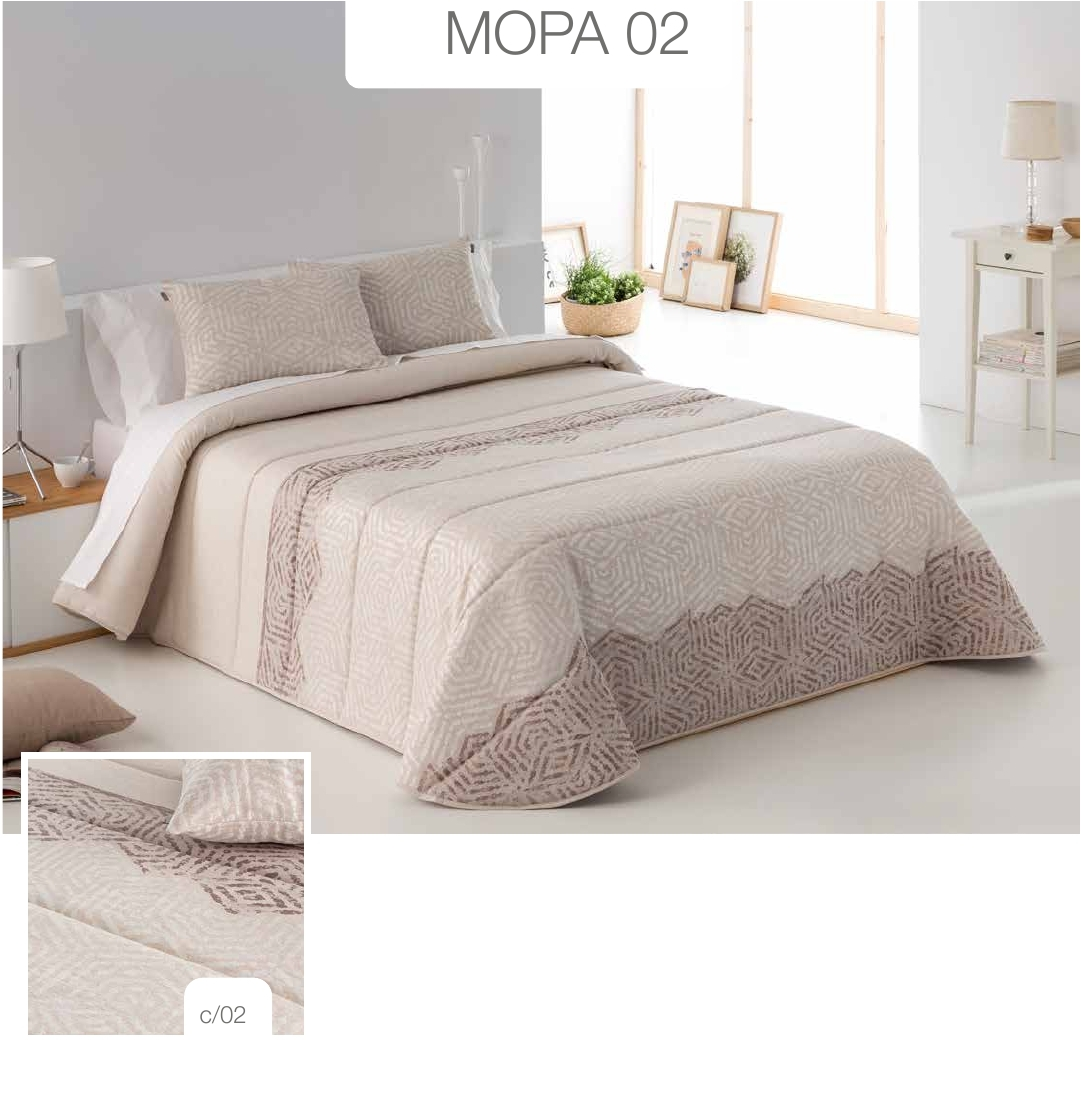 Conforter Bouti Jacquard Mopa Teja