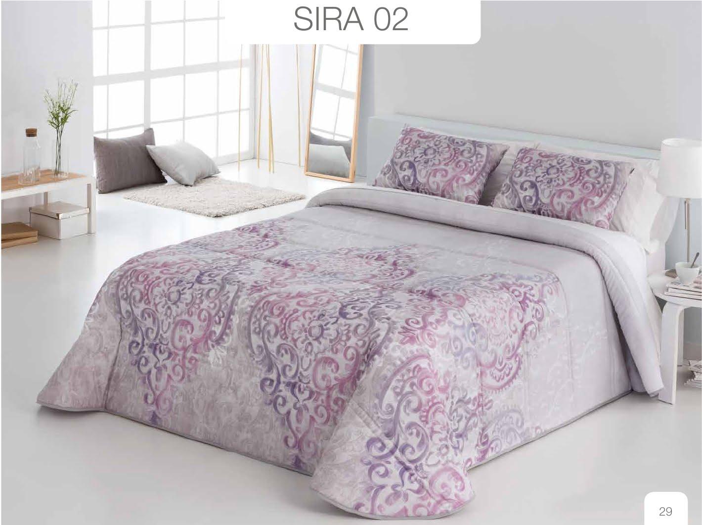 Conforter Bouti Estampado Sira Lila