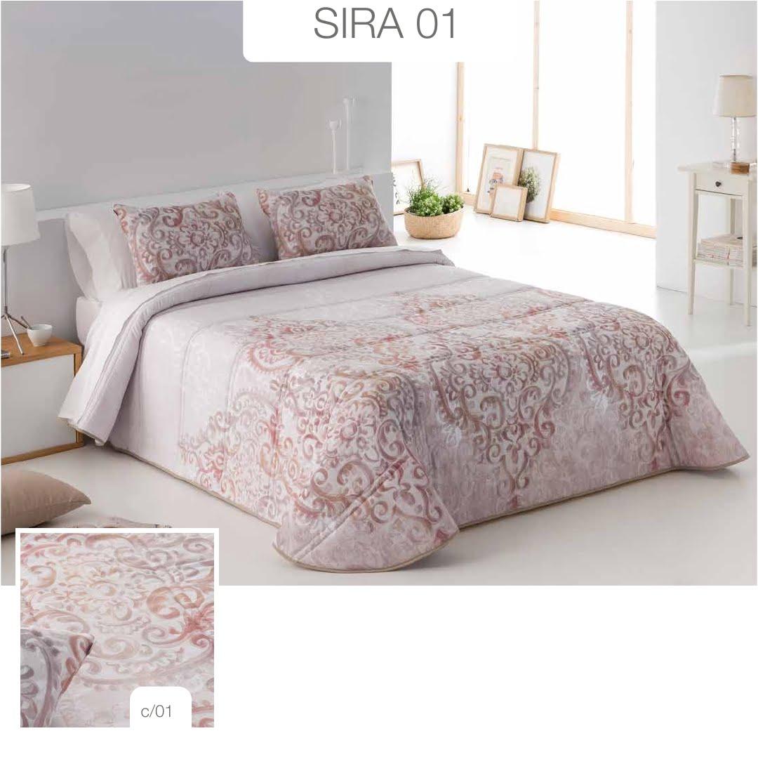 Conforter Bouti Estampado Sira Rosa