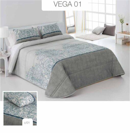 Conforter Bouti Estampado Vega Verde