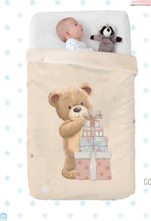 Manta Mini Cuna Baby Vip 521 C-07