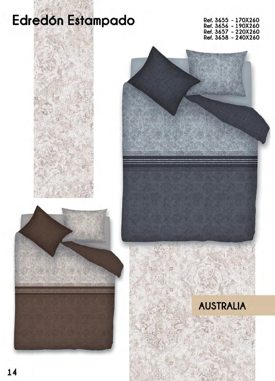 Edredón Nórdico Reversible Australia