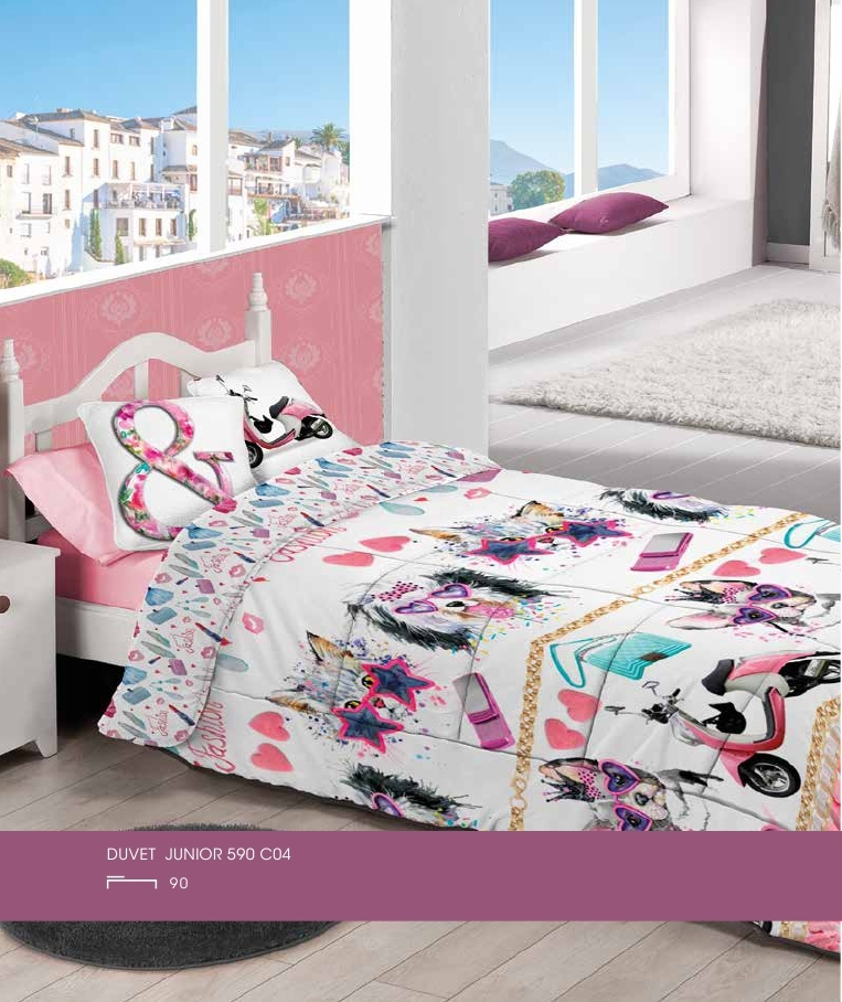 Duvet Junior 590 C-04
