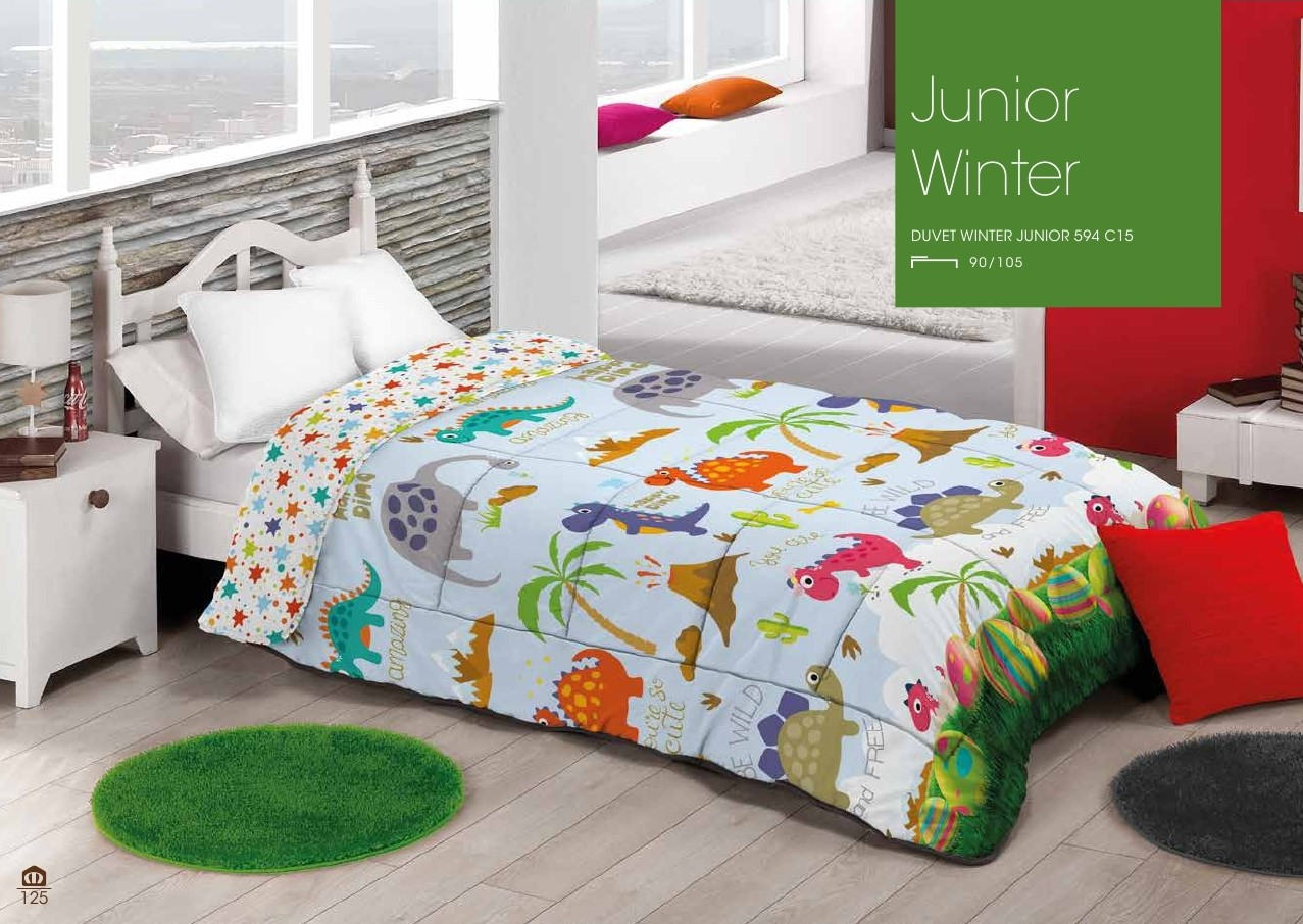 Duvet Winter Junior 594 C-15
