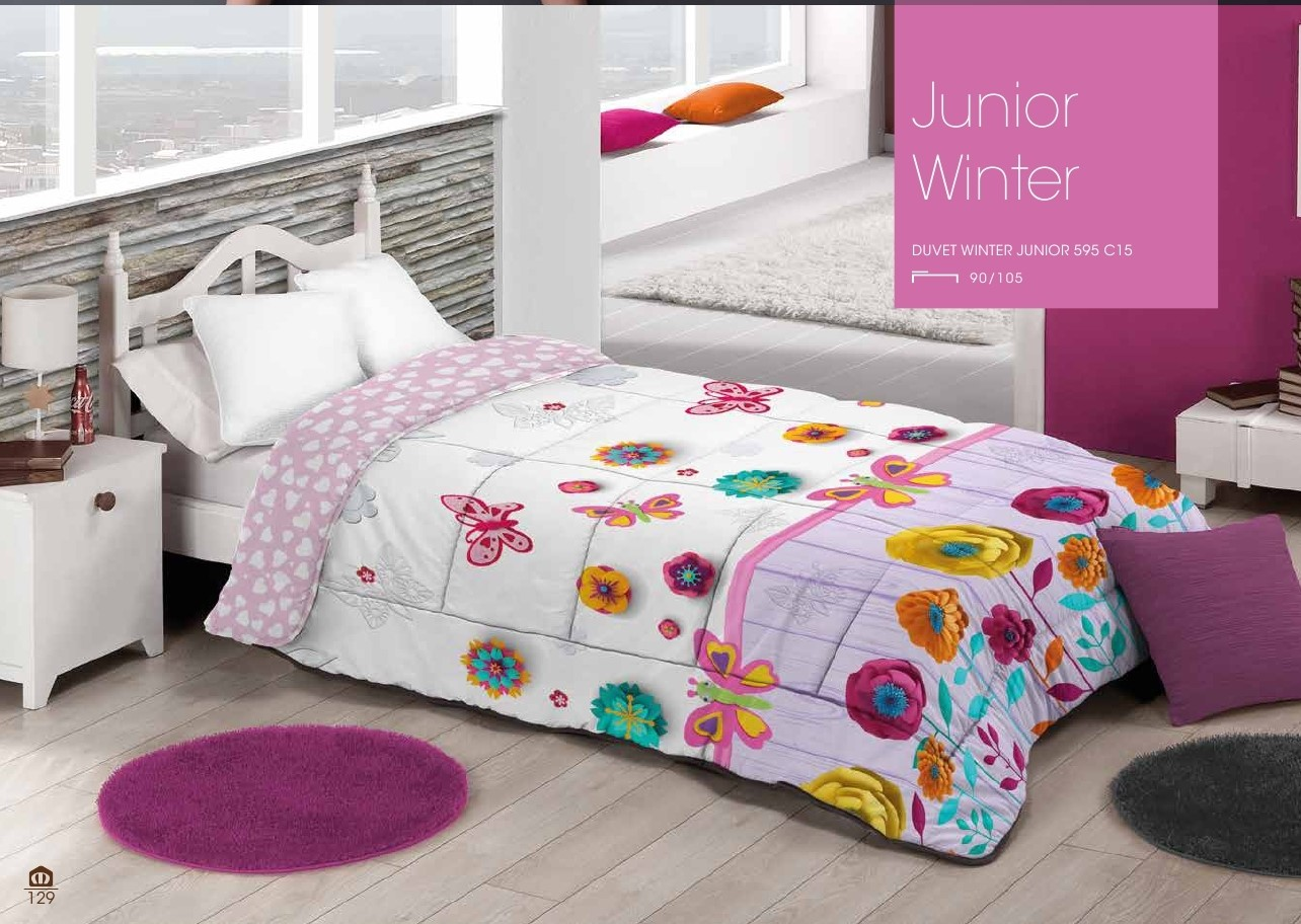 Duvet Winter Junior 595 C-15