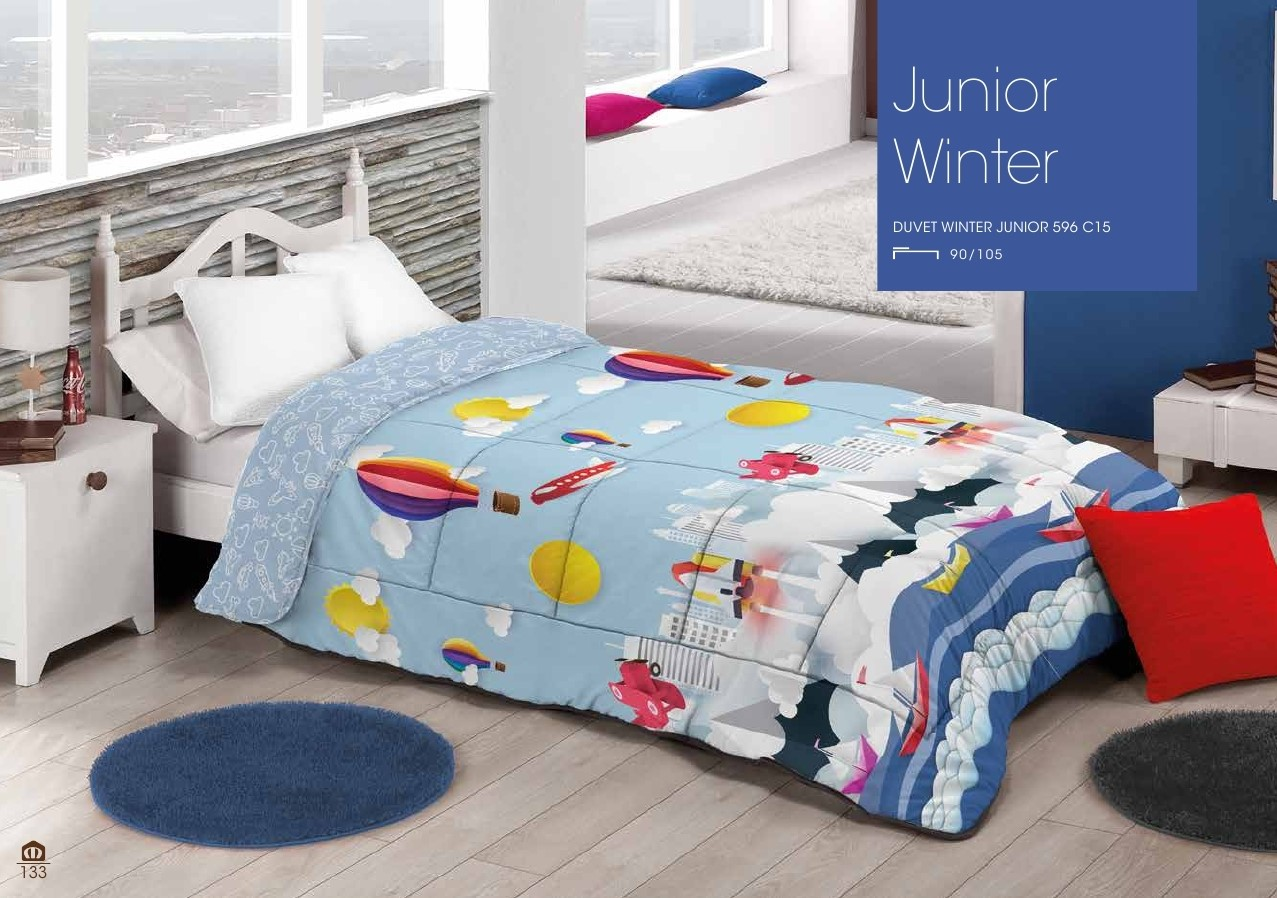 Duvet Winter Junior 596 C-15