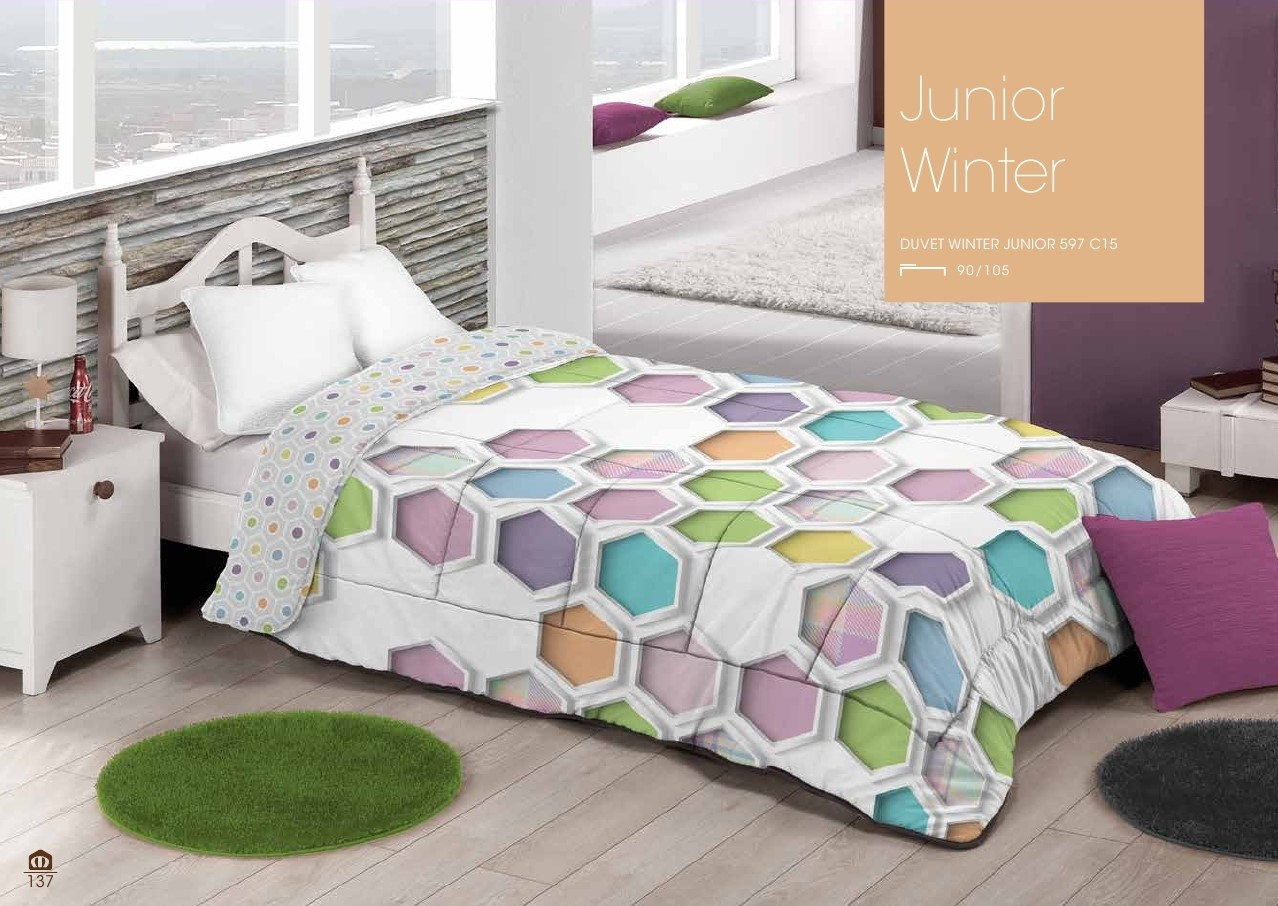 Duvet Winter Junior 597 C-15
