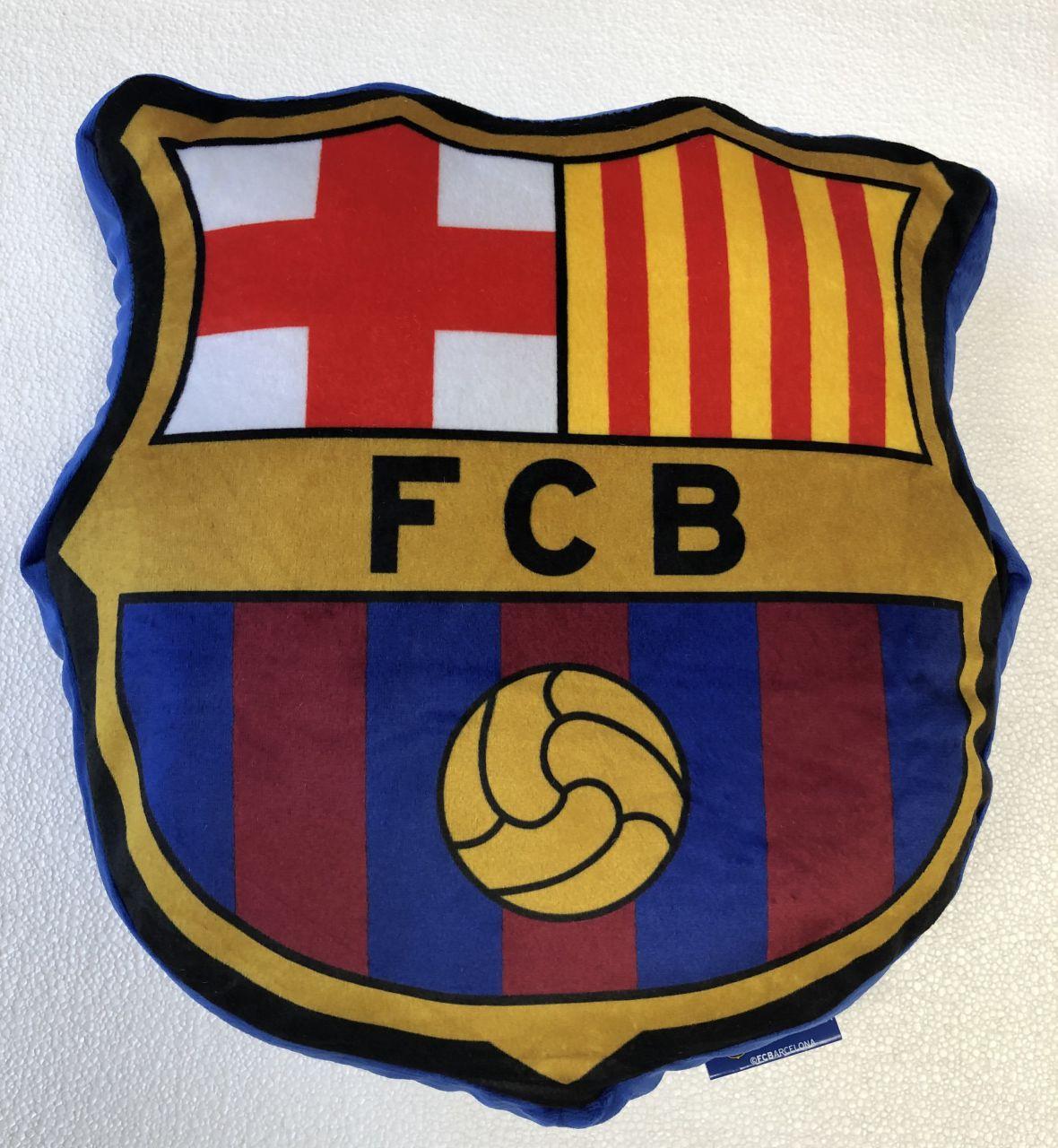 Cojín Escudo F.C. Barcelona