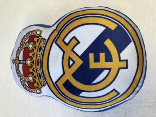 Cojín Escudo Real Madrid