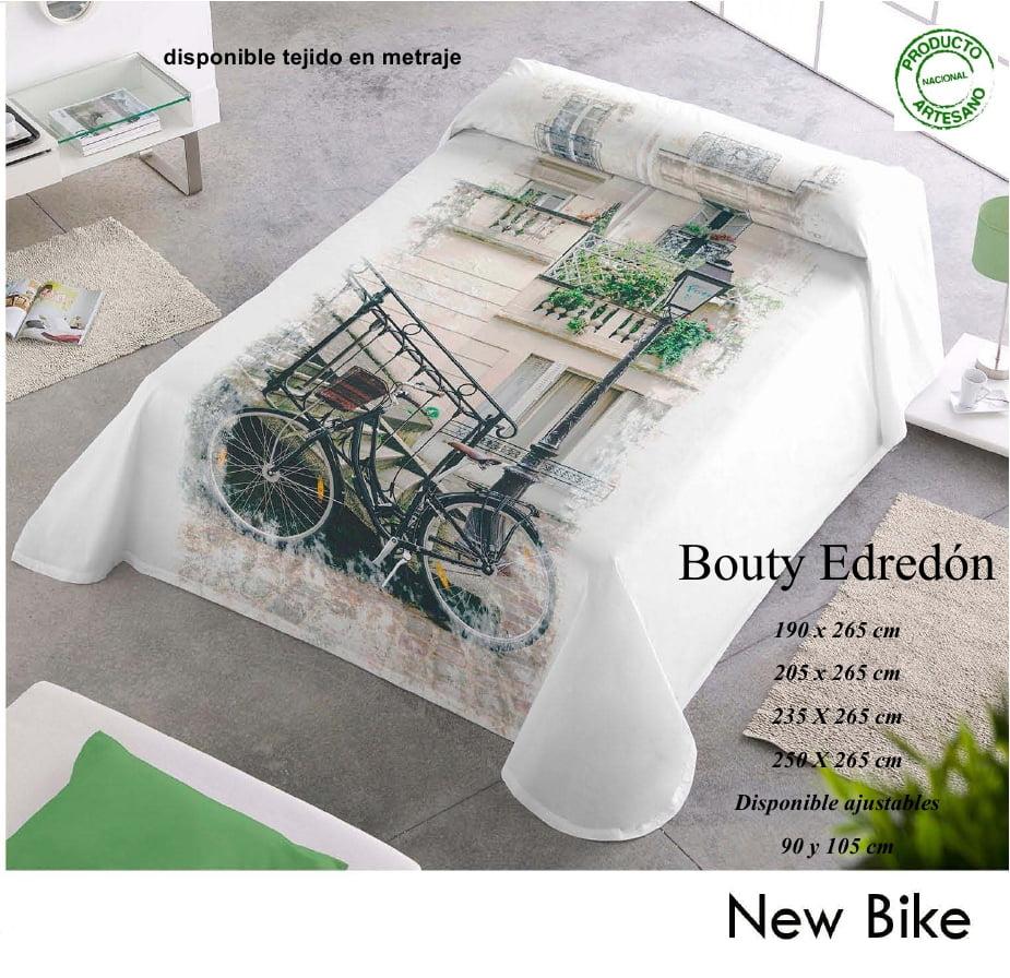 Colcha Bouti New Bike