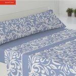 Juego Sábanas Amalfi Azul