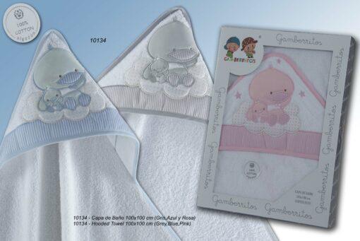 Capa de Baño Bebé Ref.10134