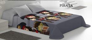 Colcha Bouti Pirata
