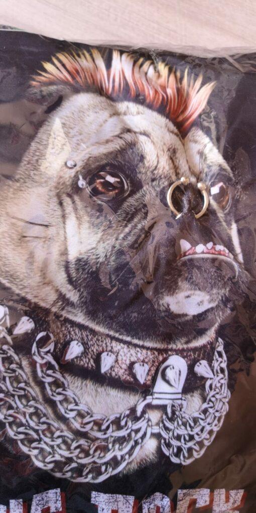 Juego toalla playa y Mochila Bulldog