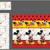 Juego Sábanas Mickey