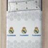 Juego de Sábanas Licencia Real Madrid