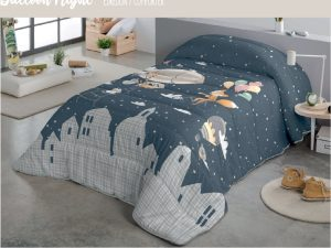 Edredon Conforter Infantil Ballon Night